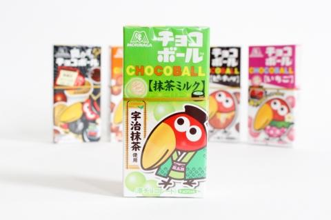 森永製菓のチョコボール