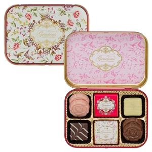 メリーチョコレートの「グレイシャス」