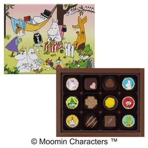メリーチョコレート「ムーミン」