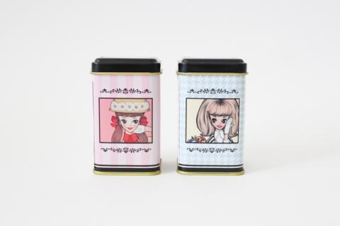 内藤ルネ展で買ったお菓子