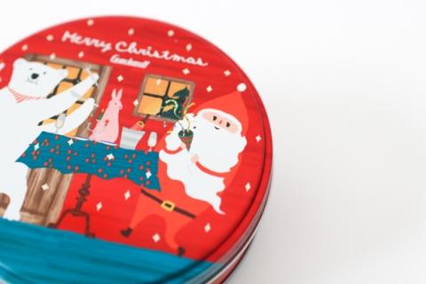 ゴンチャロフのクリスマス菓子(2016)