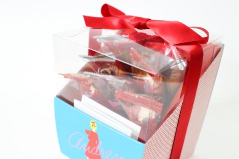 AUDREY(オードリー)2017年バレンタインパッケージ(横浜限定)