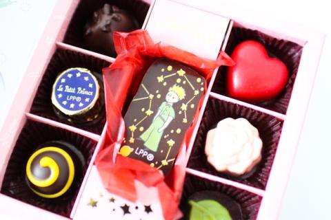 星の王子さま×メリーチョコレート 2017
