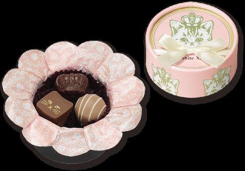 マ プティット ミネット(メリーチョコレート)2018年バレンタイン