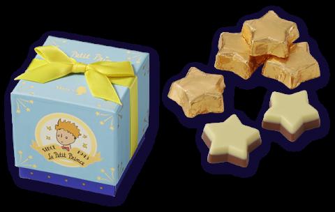 メリーチョコレート 星の王子さま