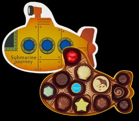 メリーチョコレート サブマリンジャーニー