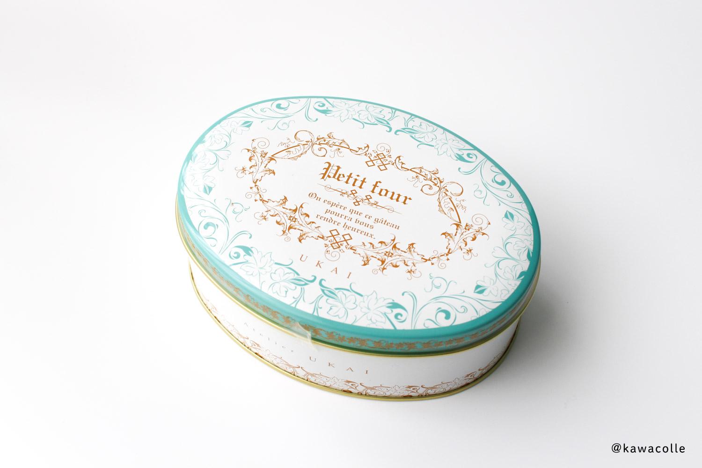 アトリエうかい / Atelier UKAI「フールセック・サレ缶」