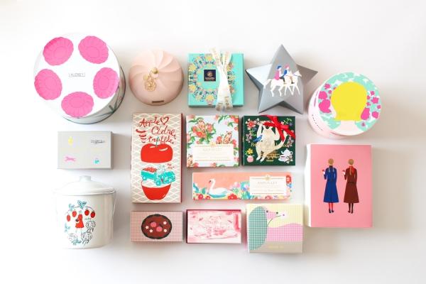 2019年バレンタインに買ったかわいいチョコレートとお菓子10選