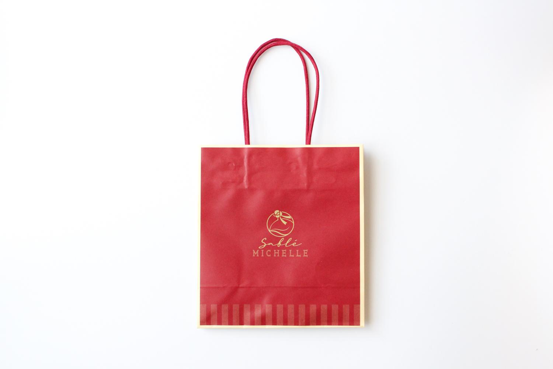 サブレミシェル 紙袋